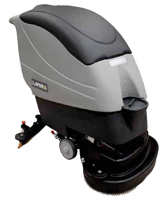 Podlahový mycí stroj E-SCL 66BT