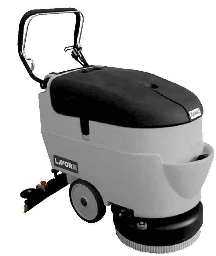 Podlahový mycí stroj S-SCL 45B CBT