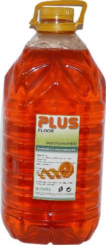 FLOOR PLUS koncentrát pro účinné mytí podlah NR 5l